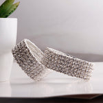 Simple Fashion Elastic Crystal