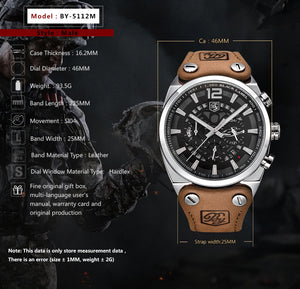 Male Watch Power