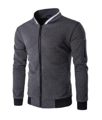 New Trend Fashion Jacket Men Homme