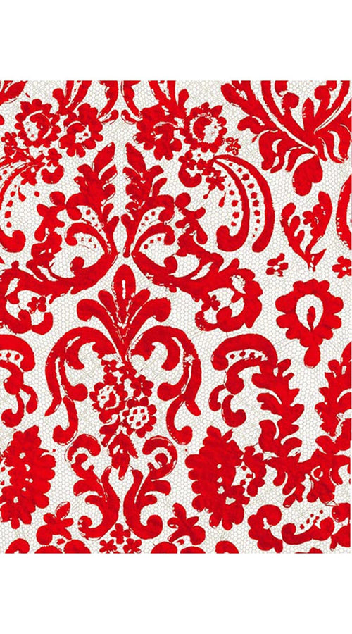 Cozette Lace_White Indian Red_CS 60s