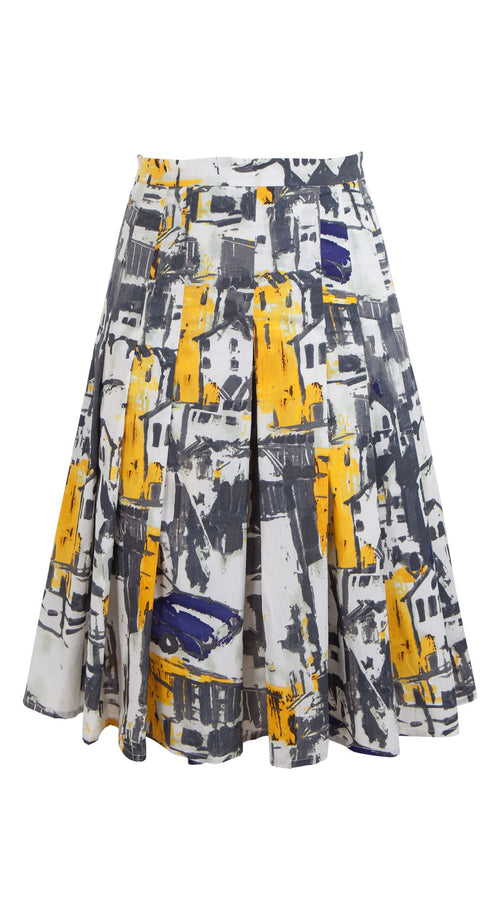 Zeller Skirt Cotton Lawn (Place Victoire Original)