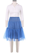 Tulle Skirt Net (Solid)