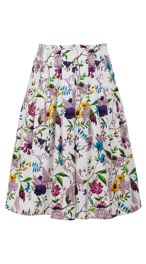 Zelda Skirt Cotton Stretch (Victoria)