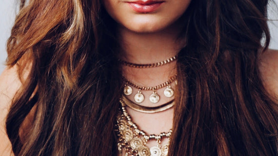 How to master the art of styling Layered Necklaces