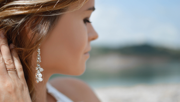 These 5 Swarovski Crystal Earrings Can Be Your Go-To Summer Style