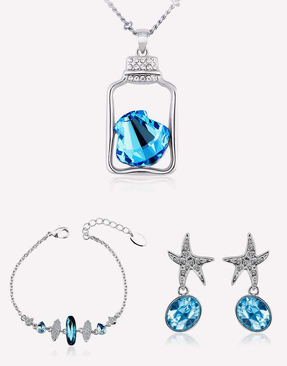 Mermaid Special Jewelry Combo