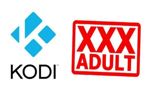Adults content in Kodi