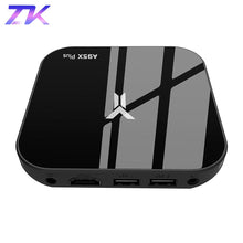 A95X Plus TV Box Android 8.1 - FloresLapis