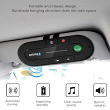 Bluetooth Handsfree Car Kit Wireless Bluetooth Speaker - FloresLapis