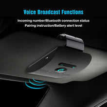 Bluetooth 4.2 Receiver Handsfree Car Kit - FloresLapis