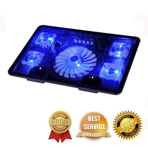 Professional external Laptop Cooling Pad - FloresLapis