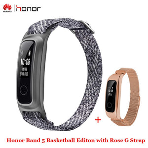 Huawei Honor Band 5 Basketball Edition - FloresLapis