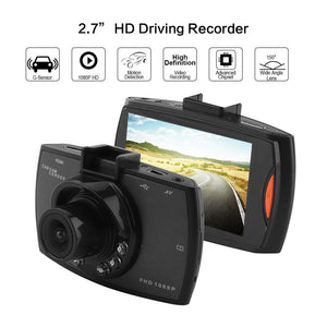 Car DVR Camera Full HD 1080P - FloresLapis