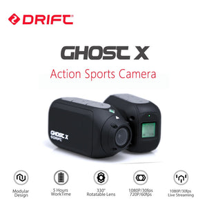 Drift Ghost X Action Camera Sport Camera - FloresLapis
