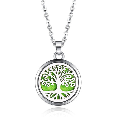 Tree of Life Pendant Necklace 2 - FloresLapis