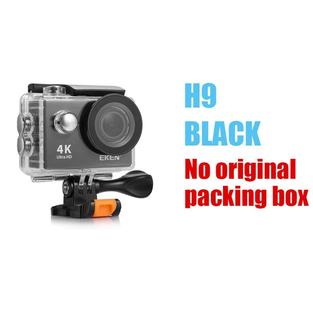 H9R / H9 Ultra HD 4K Action Camera - FloresLapis