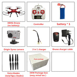 X8HG Professional Drones Can Carry SJ7000 Wifi Camera - Shotisfy