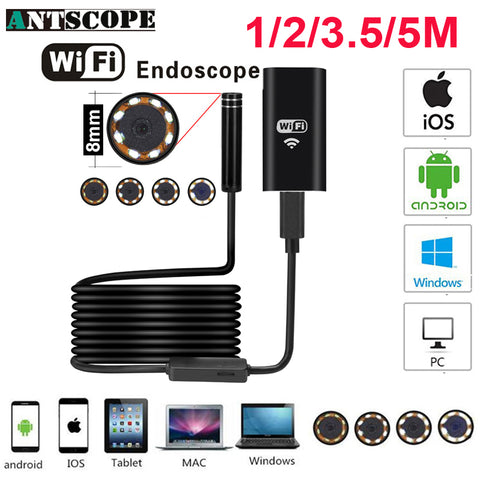 Wifi Endoscope Camera - Shotisfy
