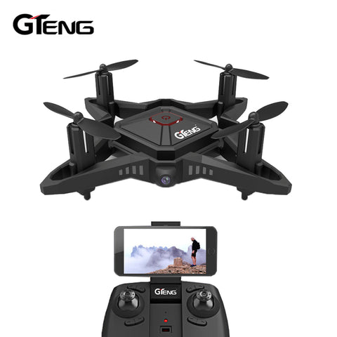Gteng T911W MINI FPV drone with camera HD - Shotisfy