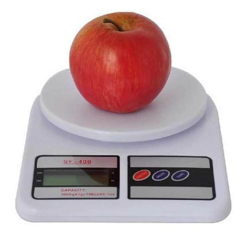 10kg/1g SF-400 Electronic Digital Weighing Scale