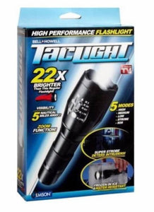 LED High-powered Tactical Portable Flashlight