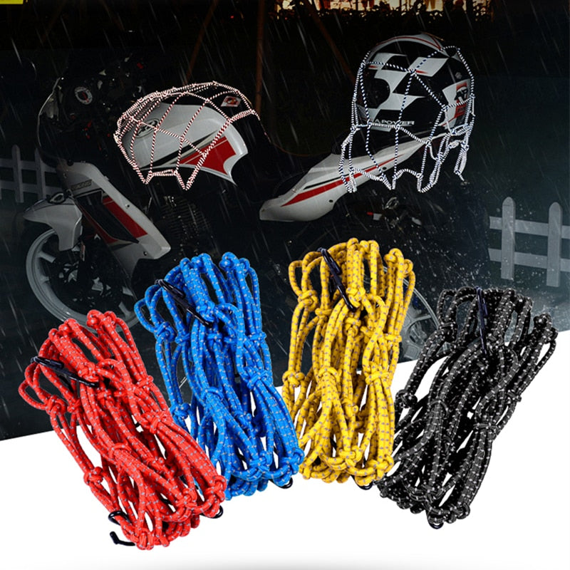 6 Hooks Hold Down Cargo Luggage Motorcycle Net