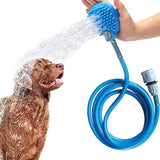 8.2 ft Pet Bathing Shower Scrubber Water Sprayer Tool