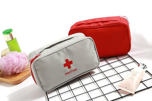 First Aid Emergency Drug Medicine Storage Bag