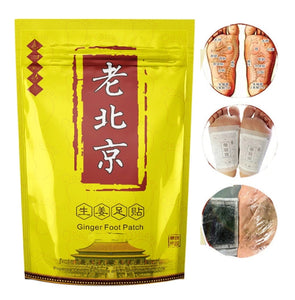 Amazing Ginger Herbal Detox Patch (50 pcs)