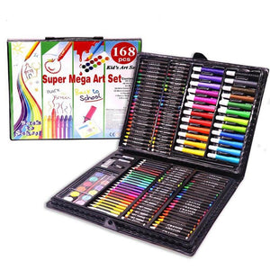 Painting Drawing Art Artist Set 168 PCS