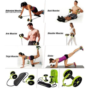 Gym Abs Exercise  Revoflex Xtreme Body Fitness