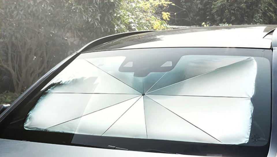 Foldable Car Sunshade Umbrella