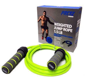 Heavy Duty Weighted 1LB Jump Rope
