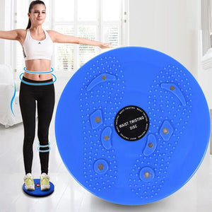 Body Figure Twister Plate Foot Massage Disc