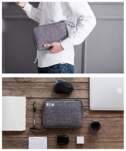 Digital Storage Travel Bag for Electronic Accessories