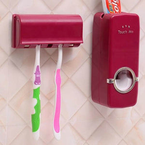 Automatic Toothpaste Squeezer Bathroom Accessories