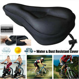 3D Soft Thickened Bicycle Seat Saddle Pad Cover