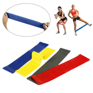 4 Levels Pull Up Exercise Resistance Bands