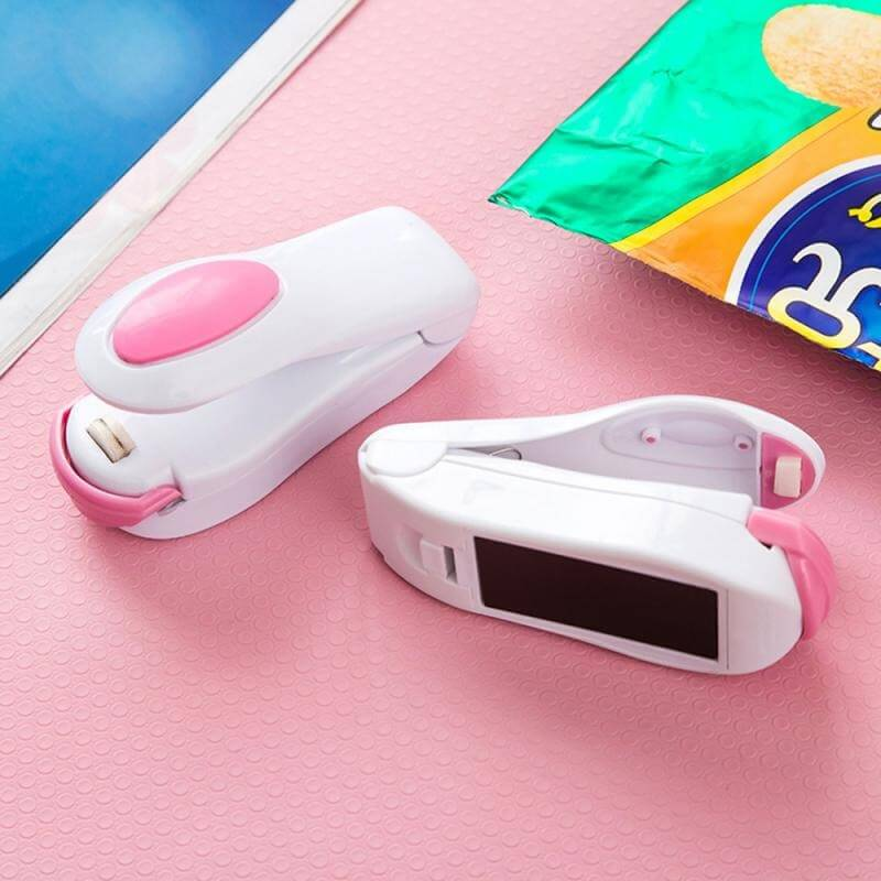Mini Portable Food Clip Heat Sealing Machine