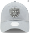 RAIDERS NEW ERA 9TWENTY TEAM GLISTEN CAP
