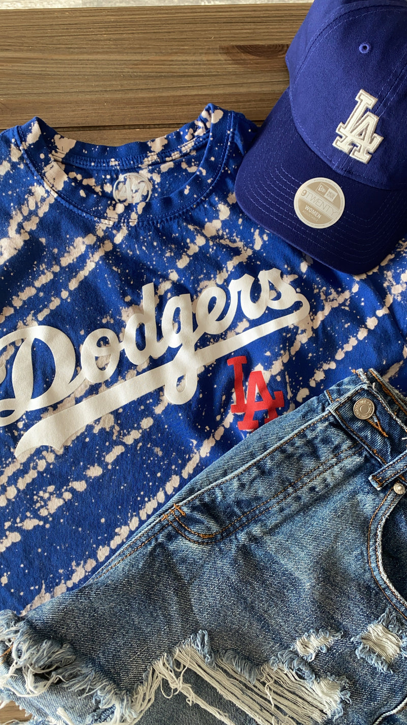 Dodgers One-of-a Kind Tee