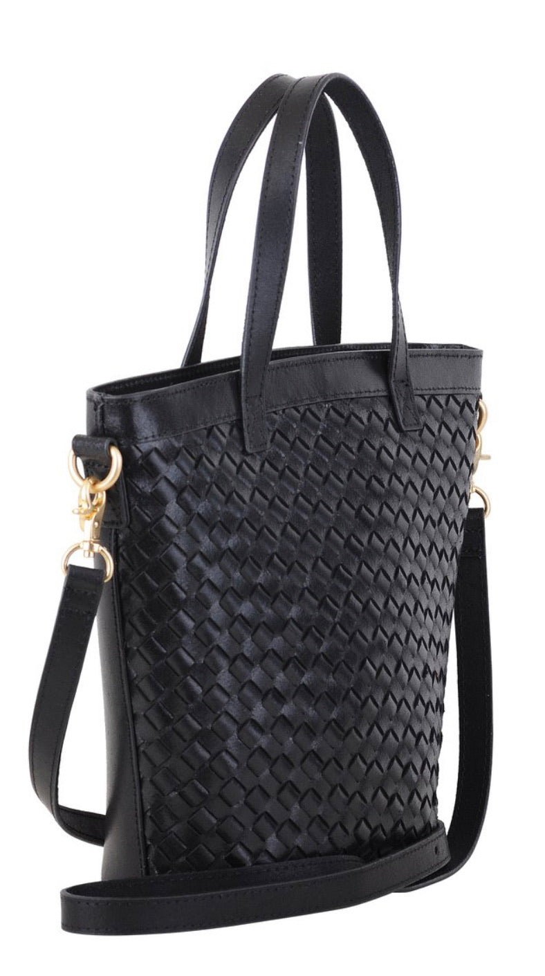 Top Handle Carry All Essential Weave