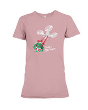 Santa's Little Helper |Woman's T-Shirt| SkyUp™