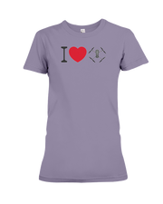 I love Quad |Woman's T-Shirt| SkyUp™