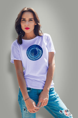 Summer Is Always with you |Women's T-Shirt| SkyUp™