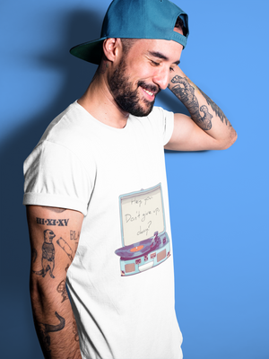 Unisex  T-Shirt Don't Give Up | Time2Tee