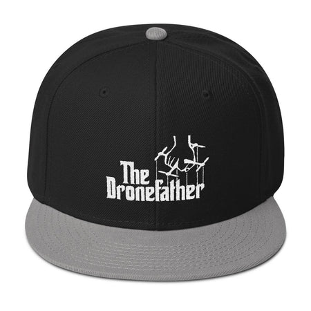 Drone Father |Snapback Hat| SkyUp™