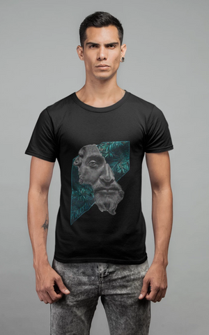 Men's T-Shirt Statue | Time2Tee™