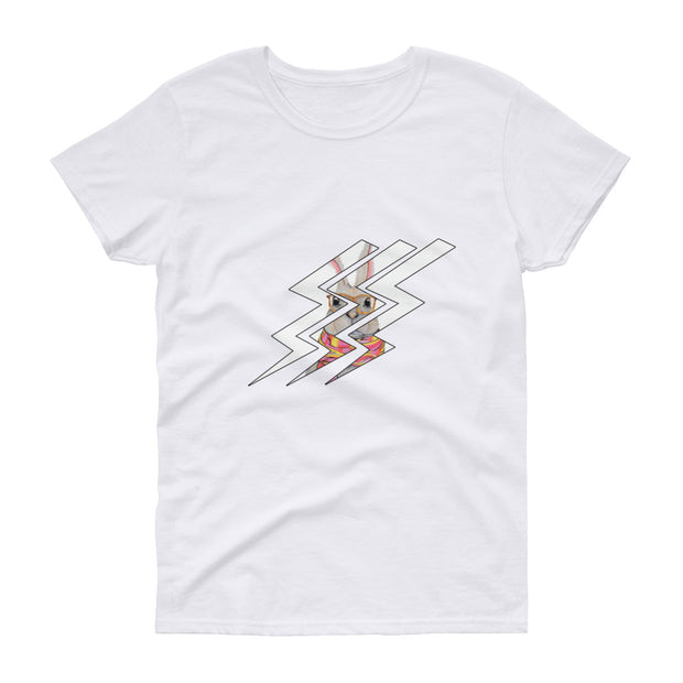 Woman's T-shirt Rabbit | Time2Tee™