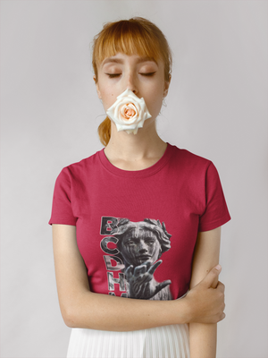Women's T-shirt Statue | Time2Tee™